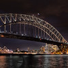 Harbour Bridge and the Opera House, Sydney