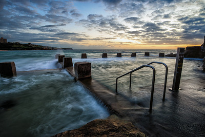Baths, Coogee Beach, Sydney