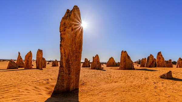 Pinnacles Desert, Nambung NP, Cervantes, WA