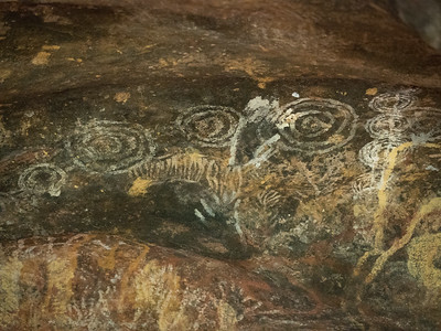 Ancient Aboriginal Drawings