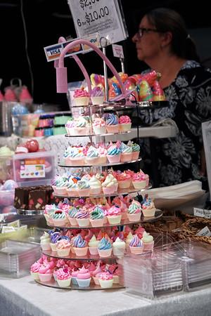 Australia, Melbourne, Night Market, Queen Victoria Market, Street Market
