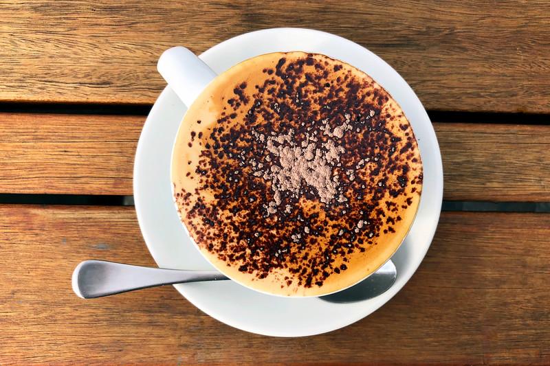 Cappuccino, Brisbane, Australia