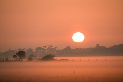 Sunset, Victoria