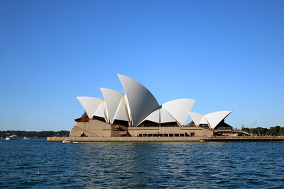 Sydney Opera House, Bennelong Point, Sydney, Australia