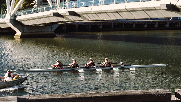Australia, Melbourne, Crew, Rowing
