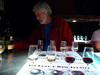 We tasted wines representative of certain characteristics.