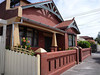 Of the zillions of bungaloes we've seen in Australia, these are the most charming.