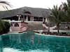 One of the resort's numerous swimming pools.<br /> Aquarius Beach Resort, Watamu, Kenya