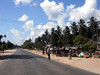 Road to Malindi, where we dived for two days.<br /> Kenya