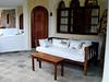 Patio enry to my room #611<br /> Watamu, Kenya