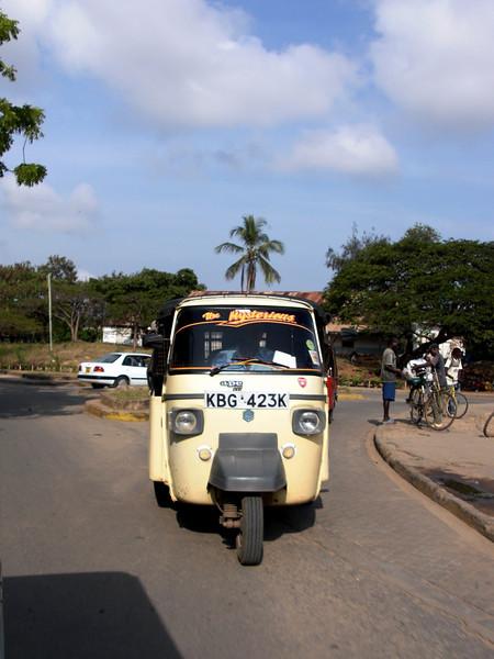"""""""Taxi""""<br /> Malindi, Kenya"""