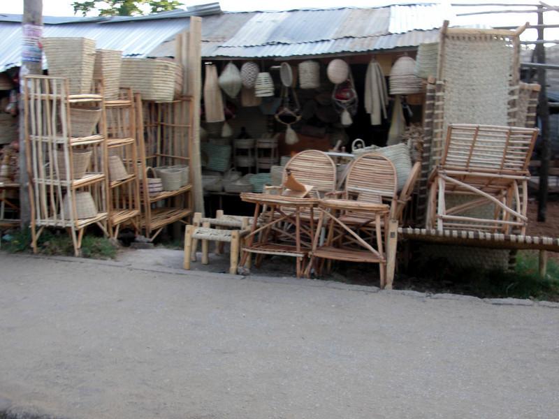 Furniture store.<br /> Malindi, Kenya