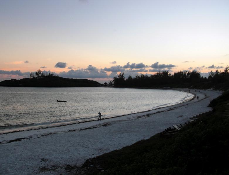 Sunset at Watamu Beach, Kenya