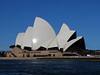 Sydney Opera House, exterior.