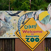Australia Zoo<br /> RTW Trip - Brisbane, Australia