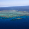 Great Barrier Reef Low Level Flight<br /> RTW Trip - Cairns, Australia