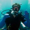 Stinger Suit<br /> Upper Ribbon Reefs <br /> RTW Trip - Great Barrier Reef, Australia
