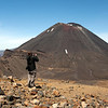 RTW Trip - Tongariro Crossing, New Zealand