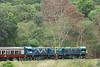 Cairns - Kuranda Railway - Engine