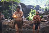 Cairns - Tjapukai Aboriginal Cultural Park - Making Fire 2 - total time 2 minutes