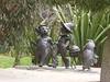 Melbourne - Botanical Gardens - Kids Area Art