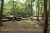 Marquesas - Nuku Hiva - Kamuihei archaeological site - tohua (public square) 3