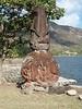 Marquesas - Nuku Hiva -Taiohae - Festival Grounds - Tiki 7