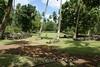 Marquesas - Nuku Hiva - Hikoku archaeological site - tohua (public square) 1