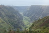 Marquesas - Nuku Hiva - Grand Canyon