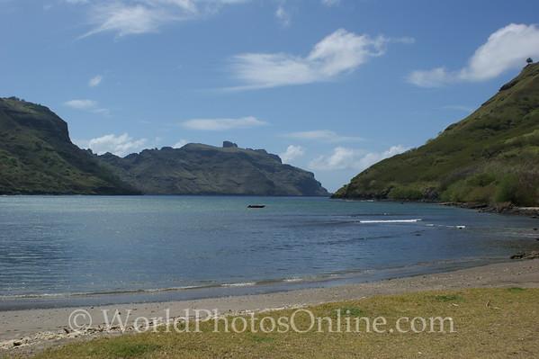 Marquesas - Nuku Hiva - Hooumi Bay 1