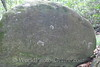 Marquesas - Nuku Hiva - Kamuihei archaeological site - Petroglyph