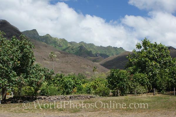 Marquesas - Nuku Hiva - Colette Bay 6