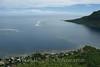 Moorea - View of Opunohu Bay from Magic Mountain 2