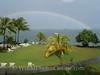 Tahiti - Rainbow from Intercontinental Hotel 2