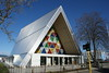 Christchurch - Cardboard Cathedral 1 - 2015