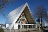 Christchurch - Cardboard Cathedral 1 - 2015