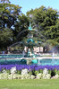 Christchurch - Peacock Fountain S