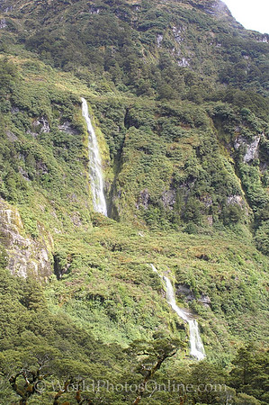 Doubtful Sound - Cleve Garth Falls S