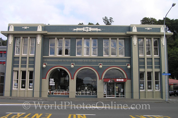 Napier - Art Deco Building S