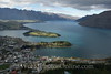 Queenstown - Lake view from Ben Lomond