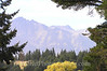 Queenstown - The Remarkables from Queenstown Garden S