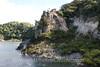 Waimangu Volcanic Valley 4 - Cathedral Rocks at Frying Pan Lake