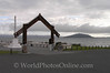 Rotorua - Cemetary at Lake Rotorua S