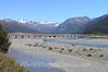 South Island - Southern Alps by Bealey Bridge S