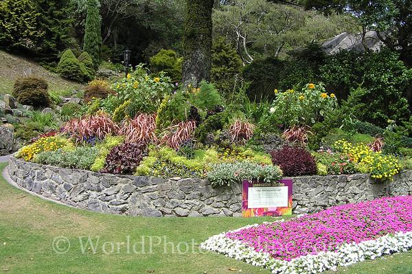 Wellington - Botanical Gardens - Innovative Garden S
