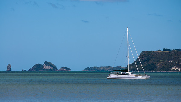Elspeth to Auckland 39 (Mercury Bay)