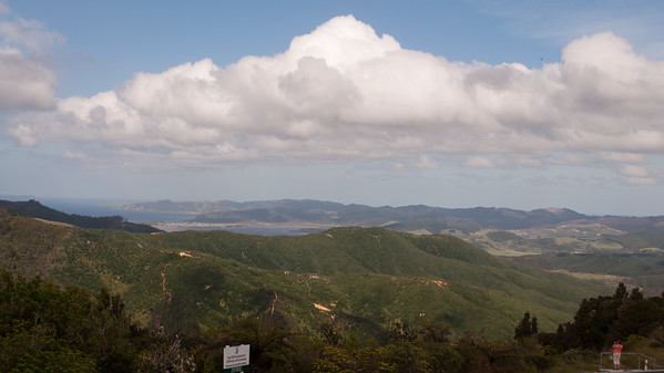 Elspeth to Auckland 53 (view of Coromandel Viv)