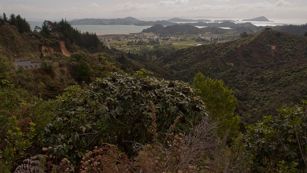 Elspeth to Auckland 54 (view of Coromandel)
