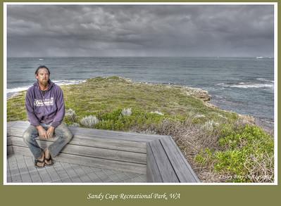 Sandy Cape north of Jurien Bay, Western Australia