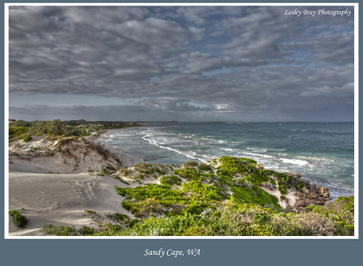 Sandy Cape Recreational Park, north of Jurien Bay, Western Australia